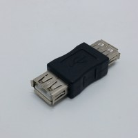 USB Female to USB Female OTG Adapter