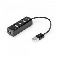 4-Port USB 2.0 High Speed Portable Hub