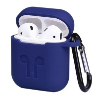 AirPods Case 360 Protective Silicone Accessories Kit Compatible with Apple AirPods 1st/2nd