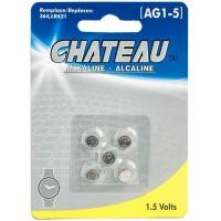 Battery alkaline 1.5 Volts AG1 364 LR621