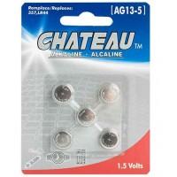 Battery alkaline 1.5 Volts AG13 357 LR44