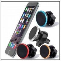 Magnetic Car Air Vent Mount Holder (Mix Color)