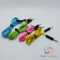 Headphone Jack 3.5mm male-to-male Aux Cable - 1m
