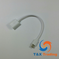 USB Type C Male to USB Type A Female OTG Adapter