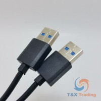 USB 3.0 to USB 3.0 Data Cable OTG Adapter - 100 CM