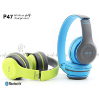 P47 Wireless Bluetooth Headphones Speakers