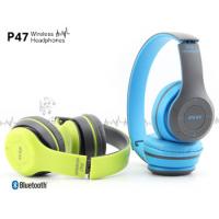 P47 Wireless Bluetooth Headphones Speakers
