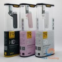 Remax HD Voice Bluetooth Earpiece Sport - Headset RB-T9