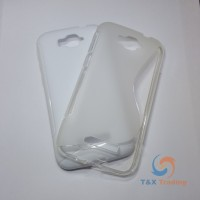 Alcatel Pop C7 - S-line Silicone Phone Case