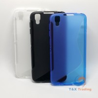 Alcatel Idol 4 - Silicone S-Line Phone Case