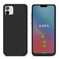 Apple iPhone 11 Pro Max - JLW Backup Power Bank Case 6000mah