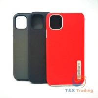 Apple iPhone 11 Pro Max - TanStar Slim Sleek Dual-Layered Case