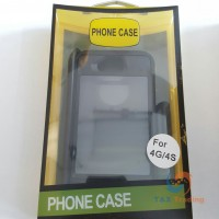 Apple iPhone 4G/4S - Fashion Defender Case with Belt Clip