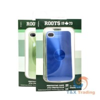Apple iPhone 4 / 4S - Roots 1973 Hard Case
