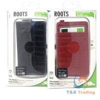 Apple iPhone 4 / 4S / 3GS - Roots Mobile Phone Pouch