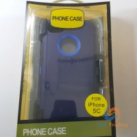 Apple iPhone 5C - Defender Case with Belt Clip