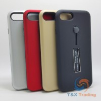 Apple iPhone 7 / 8 - I Want Personality Not Trivial Case with Kickstand Color