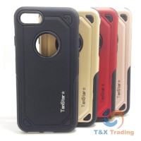 Apple iPhone 6 / 6S - TanStar Slim Dual-Layered Armor Case