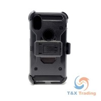 Apple iPhone X - Heavy Duty Transformer Case