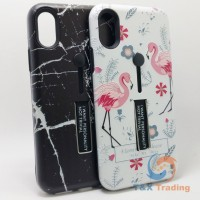 Apple iPhone X / XS - I Want Personality Not Trivial Case with Kickstand