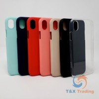 Apple iPhone XR - Goospery Soft Feeling Jelly Case
