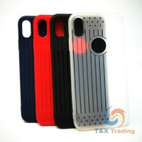 Apple iPhone XR - Lined Silicone Phone Case
