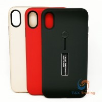 Apple iPhone XR - I Want Personality Not Trivial Case with Kickstand Color