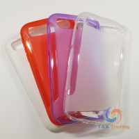 BlackBerry Q20 - S-line Silicone Phone Case