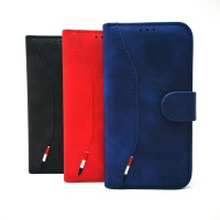Apple iPhone X / XS - TanStar Soft Touch Book Style Wallet Case