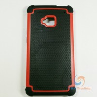 HTC One M7 - Football Shockproof Hard PC Silicone Case