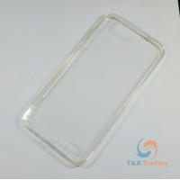 HuaWei Ascend G7 - Silicone Phone Case With Dust Plug