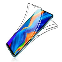HuaWei P30 Lite - Full Cover Silicone Phone Case