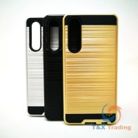 HuaWei P30 - Slim Sleek Brush Metal Case