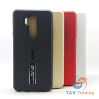 LG G7 - I Want Personality Not Trivial Case with Kickstand Color