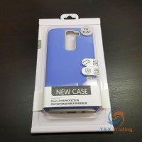 LG K7 - TanStar Slim Sleek Dual-Layered Case