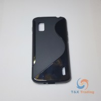 LG Nexus 4 - S-line Silicone Phone Case