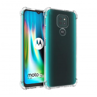 Motorola Moto G9 / G9 Play - Reinforced Corners Silicone Phone Case