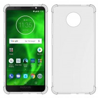 Motorola Moto G6 - Reinforced Corners Silicone Phone Case