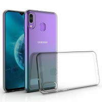 Samsung Galaxy A10S - Silicone Phone Case With Dust Plug