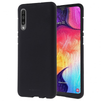 Samsung A50- Soft Feeling Jelly Case