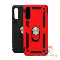 Samsung Galaxy A30S / A50 / A50S - Transformer Magnet Enabled Case with Ring Kickstand