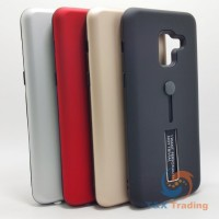 Samsung Galaxy A8 2018 - I Want Personality Not Trivial Case with Kickstand Color
