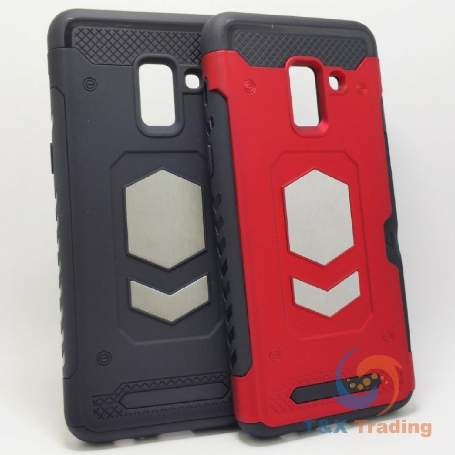Magnet Enabled Badge with Credit Card Holder Case