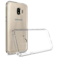 Samsung Galaxy J2 Pro (2018) - Silicone Phone Case With Dust Plug