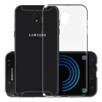 Samsung Galaxy J7 Pro - Silicone Phone Case With Dust Plug
