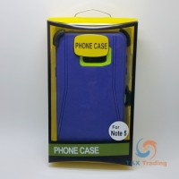 Samsung Galaxy Note 5 - Defender Case with Belt Clip