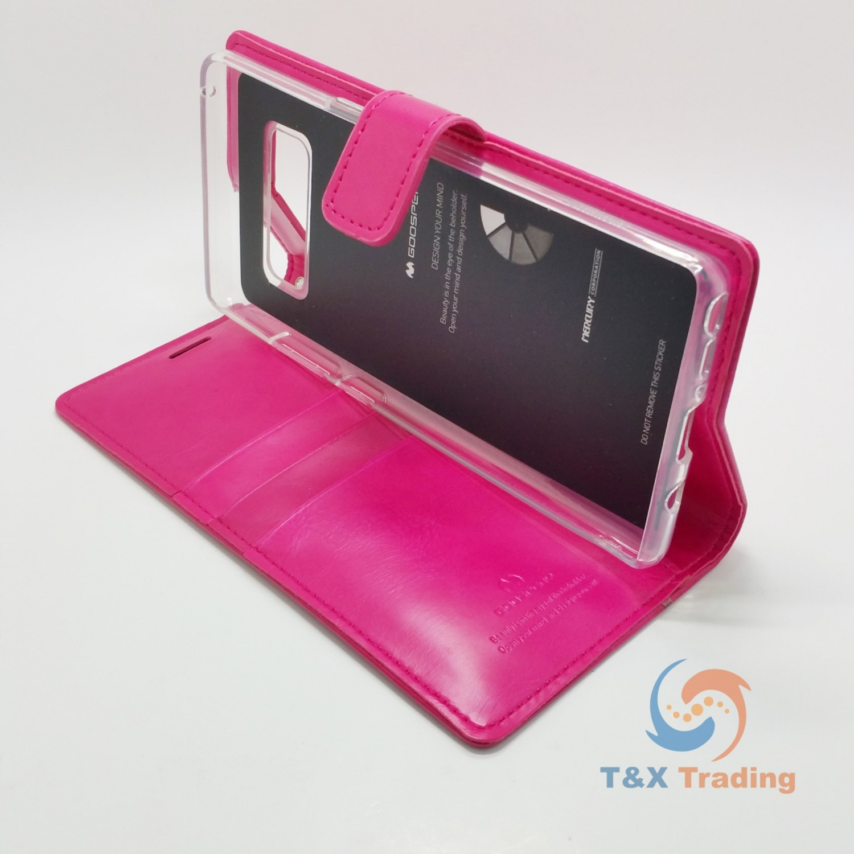 Goospery Mercury Wallet Flip Case Blue Moon Diary Samsung Galaxy J5 Bluemoon Cover Xiaomi Redmi Note 4 Hitam 8