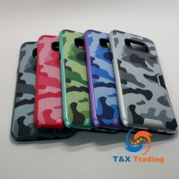 Samsung Galaxy S8 Plus - Military Camouflage Credit Card Case
