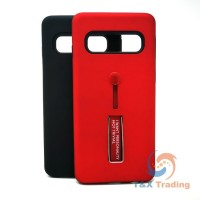 Samsung Galaxy S10 - I Want Personality Not Trivial Case with Kickstand Color
