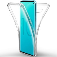 Samsung Galaxy S10e - Full Cover Silicone Phone Case